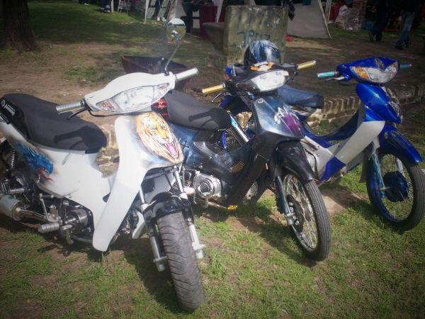 M.E.R Motos Especiales Ramallences!: En La Expo De San Pedro